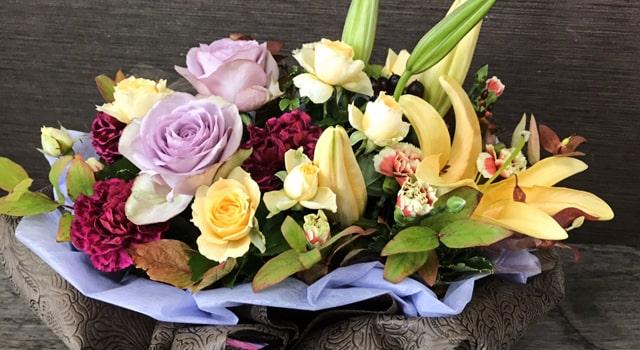 お花の用途とQ&A